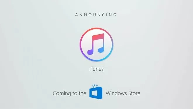 apple itunes windows store