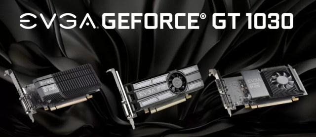 Nvidia GeForce GT 1030 EVGA