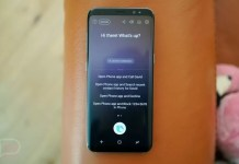 samsung galaxy s8 bixby voice