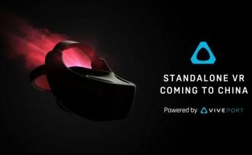 HTC VIVE Standalone VR
