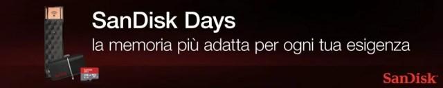 SanDisk Days, Amazon, SD, Schede SD, SSD,