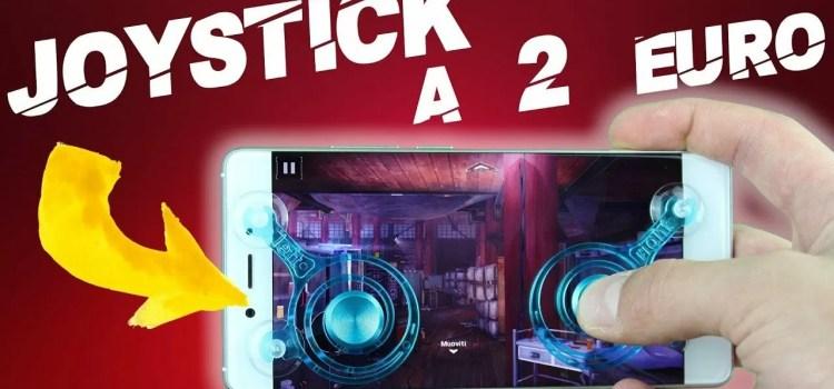 aggiungere joystick allo smartphone