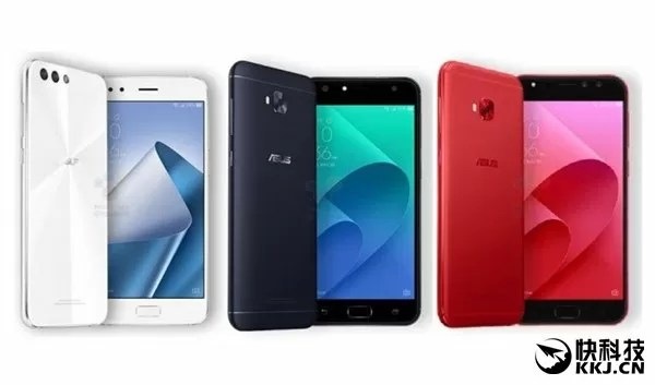 ASUS annuncia ufficialmente ASUS Zenfone 4, Zenfone 4 PRO, Zenfone 4 Selfie