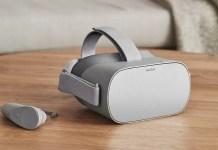 Facebook Oculus GO visore VR