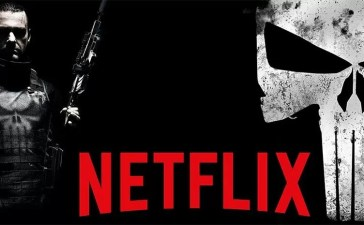 Marvel The Punisher Netflix trailer