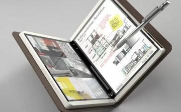 Microsoft tablet pieghevole Windows 10 Qualcomm