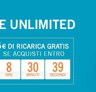 Offerta Wind Ricarica Online Gratis