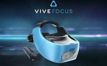 HTC Vive Focus caratteristiche prezzo uscita
