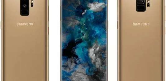 Samsung Galaxy S9 fotocamera f/1.5