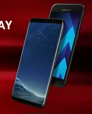 Vodafone Samsung Galaxy A3 2017 Black Friday