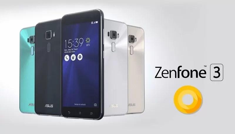 Zenfone 3 aggiornamento Android Oreo: le prime immagini