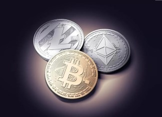 bitcoin litecoin ether