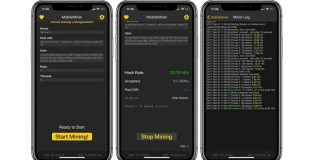 mobileminer bitcoin iphone x