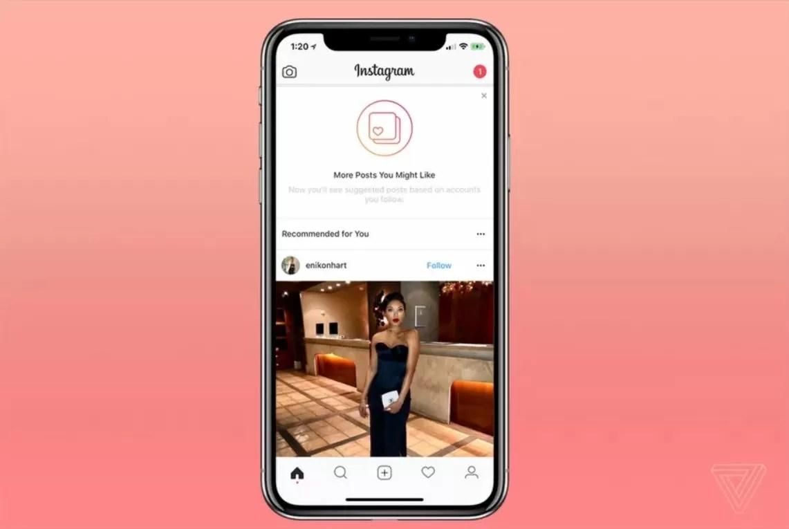 Instagram, da oggi è possibile il following degli hashtag