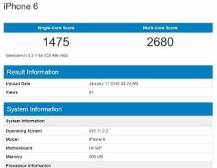 iphone 6 benchmark geekbench 01