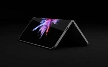microsoft Surface phone andromeda render 01