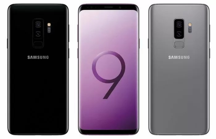 Samsung Galaxy S9, gli utenti segnalano zone morte del touch screen