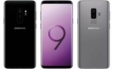 samsung galaxy s9 s9 Plus in abbonamento con Wind Vofafone e Tre