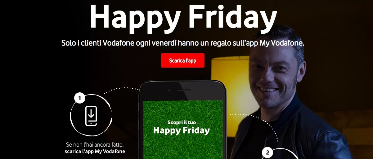 happy friday 18 maggio