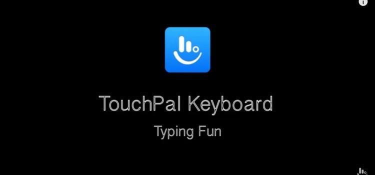 tastiera touchpal pro