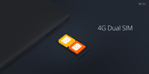 Xiaomi MI 4c dual sim
