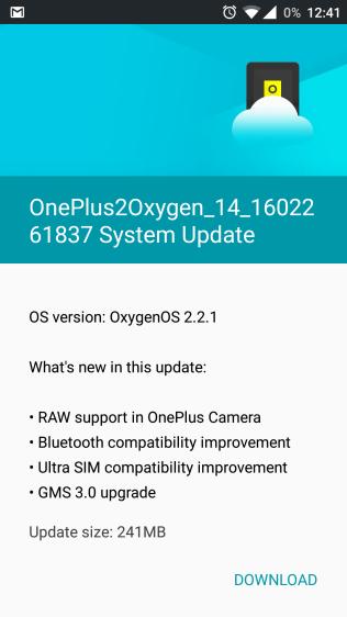 OnePlus 2 oxygenOS 221 _1