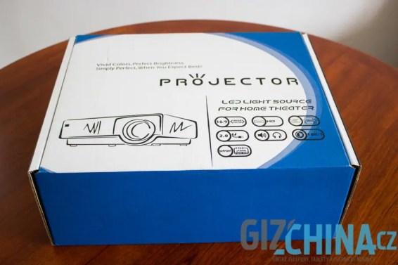 projektor PRW330