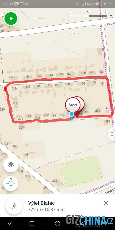 GPS je vhodná i pro geocaching