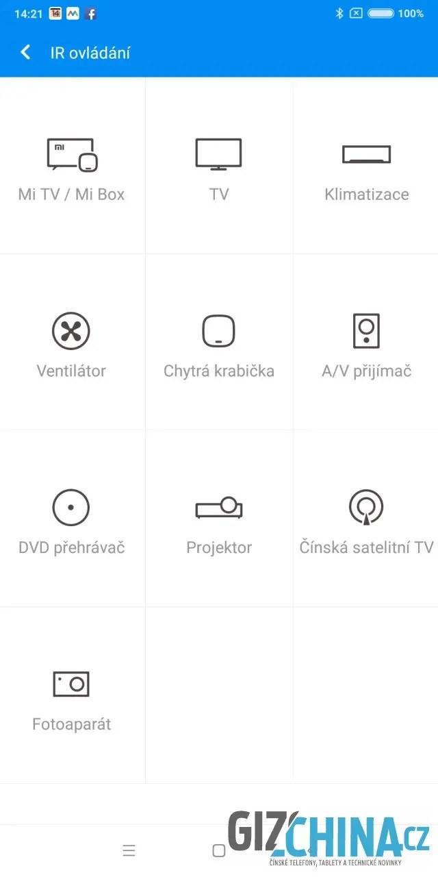 Vytvoření profilu pro IrDA port je s předinstalovanou aplikací otázka chvilky
