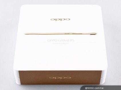 Oppo R5 dorado (1)