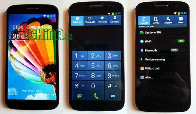 GizRom Touchwiz S4