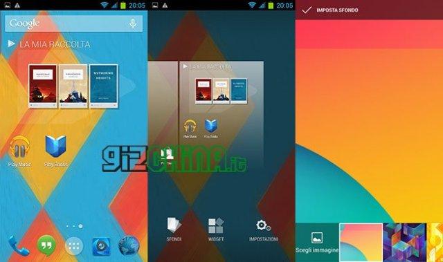 Nuova GizChina.it Rom Nexus 5 Style by Marsapa per Zopo Zp980/C2 e C3!