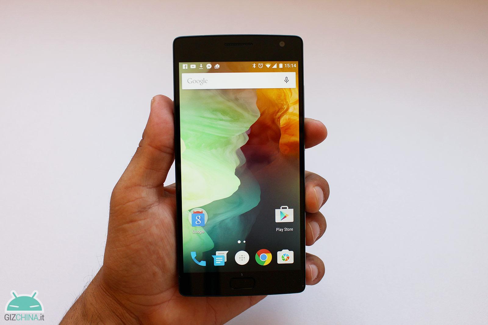 OnePlus 2 ufficiale: niente aggiornamento a Nougat