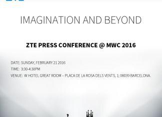 ZTE teaser MWC 2016