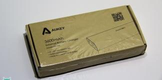 Aukey PIE Mini Powerbank