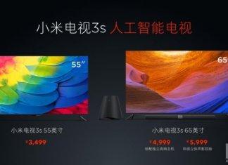 Xiaomi mi tv 3s