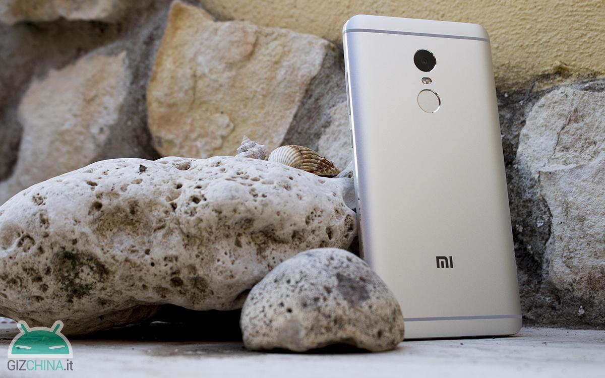 Os melhores smartphones sob o 200 euro - Xiaomi Redmi Note 4