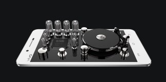 vivo x5 max chip audio