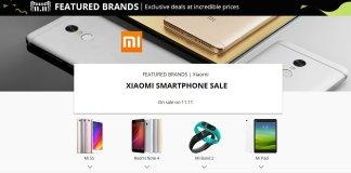 Xiaomi AliExpress Smartphone Sale