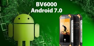 BlackView BV6000 Android 7.0