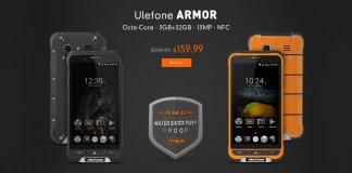ulefone armor gearbest offerta