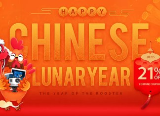 GearBest Happy Chinese Lunar Year