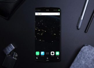 Oppo Find 9 concept