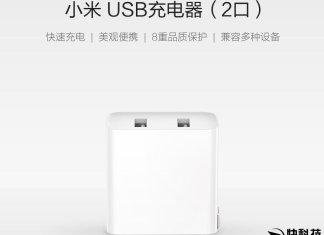 Xiaomi caricatore da parate QC 3.0