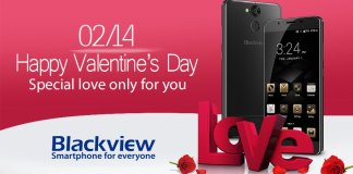 BlackView P2 San Valentino