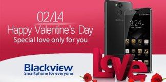 BlackView P2 San Valentino