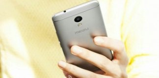 Meizu M5S render
