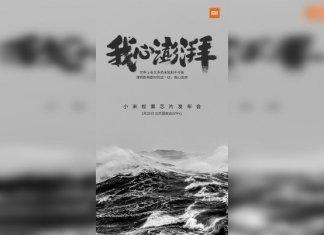 Xiaomi Pinecone teaser