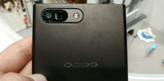 OPPO 5x Dual Camera Zoom MWC 201