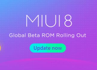 Xiaomi MIUI 8 Global Beta